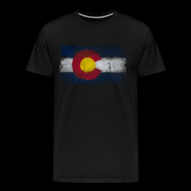 Colorado - T-shirt Premium Homme