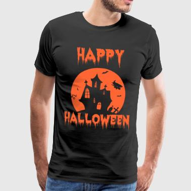 Happy Halloween Shirt - Men's Premium T-Shirt