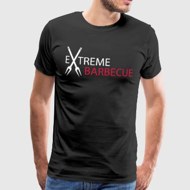 Extreme Barbecue - Men's Premium T-Shirt