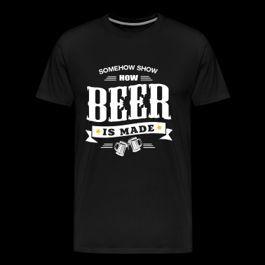Beer brewery - Men's Premium T-Shirt