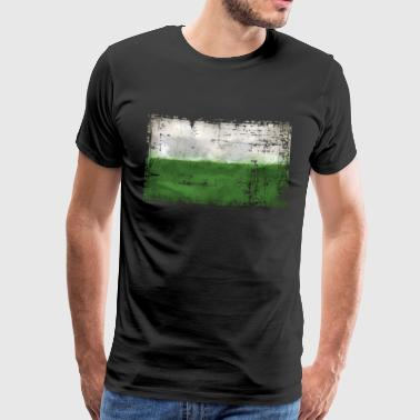 Saxony - Germany - Men's Premium T-Shirt