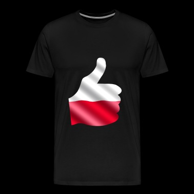 ThumpUp Poland - Men's Premium T-Shirt
