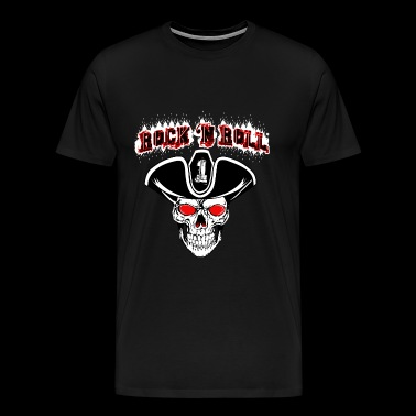 Rock « n roll / rock and roll - T-shirt Premium Homme