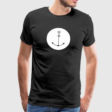 The guys with the anchor - Men's Premium T-Shirt