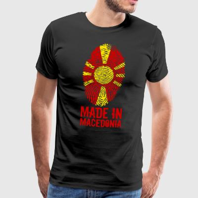 Made in Macedonia / Made in Macedonia - Maglietta Premium da uomo