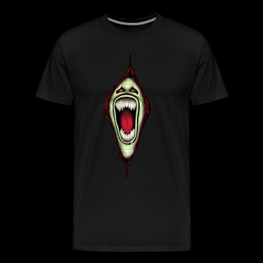 Spook van Halloween Horror Contest - Mannen Premium T-shirt