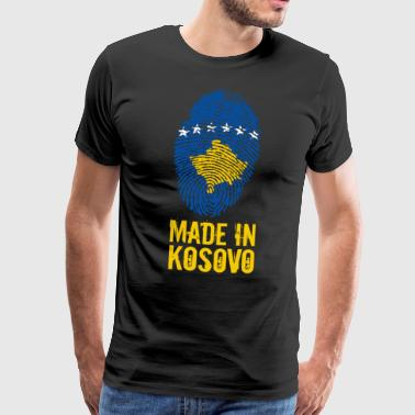 Made in Kosovo / Made in Kosovo Kosova Kosovë - Maglietta Premium da uomo