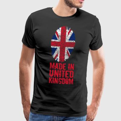 Made in United Kingdom / United Kingdom - Men's Premium T-Shirt