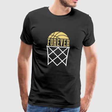 World Championship Basketball - Men's Premium T-Shirt