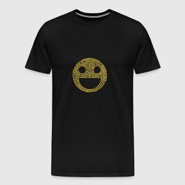 Many emoji's make a big one - Men's Premium T-Shirt