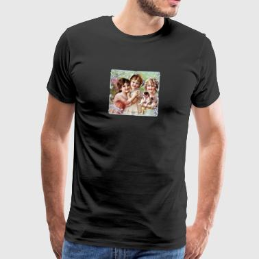 Children Vintage - Men's Premium T-Shirt