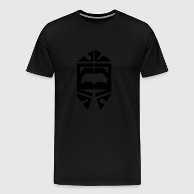 Royal Sign - Herre premium T-shirt