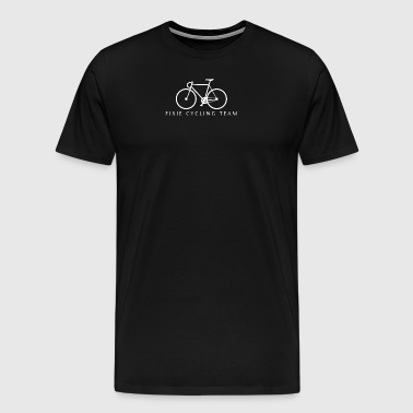 Fixie Cycling Team - Men's Premium T-Shirt