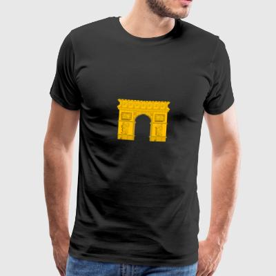 Arc de Triomphe - Men's Premium T-Shirt