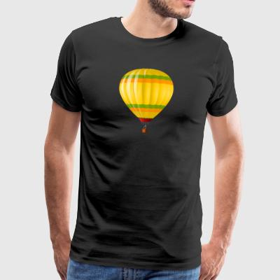 hot air balloon - Men's Premium T-Shirt