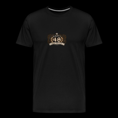 48th birthday - Men's Premium T-Shirt