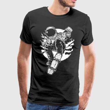 Space skater - Men's Premium T-Shirt