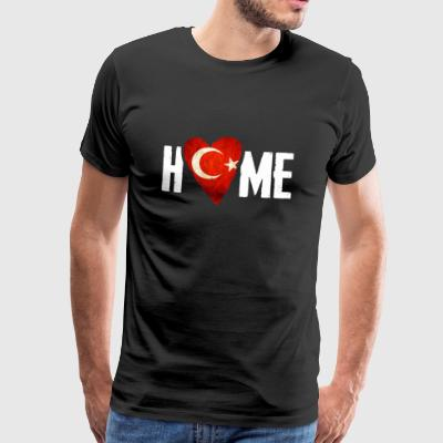 HOME TURKEY HEIMATLAND TURKEY LAND Türkiye - Men's Premium T-Shirt