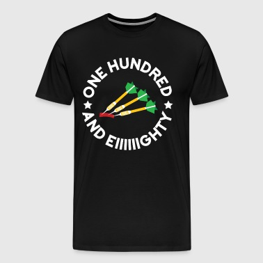 one hundred and eighty - Männer Premium T-Shirt