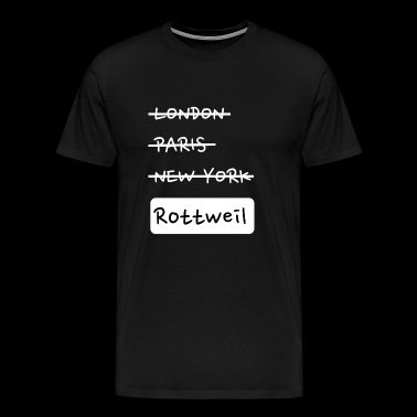 Rottweil - Men's Premium T-Shirt