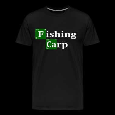 Fishing Carp for carp anglers - carp fishing - Men's Premium T-Shirt