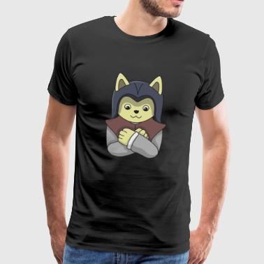 Assassin's Cat Gift Gaming Gamer - Men's Premium T-Shirt