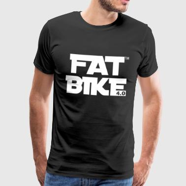 FATBIKE - MAY THE GRIP BE WITH YOU 3 - Men's Premium T-Shirt