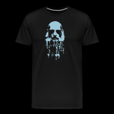 BEARDED / INKED / AWESOME! - Männer Premium T-Shirt