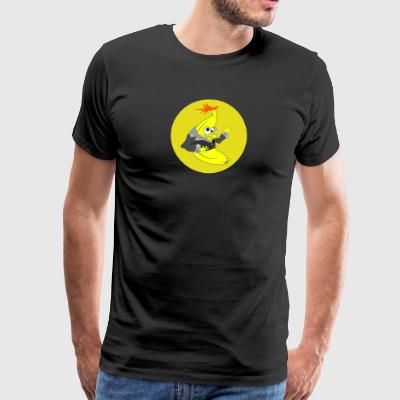 Svenne bananas - Men's Premium T-Shirt