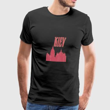 KIEV City - Men's Premium T-Shirt