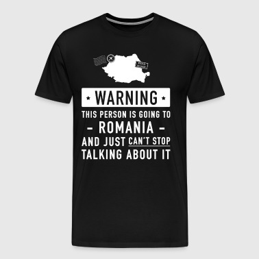 Original Romania holiday gift - Men's Premium T-Shirt