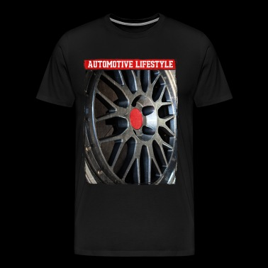 Automotive Lifestyle - Männer Premium T-Shirt
