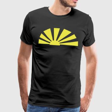 Sun Sun Sunshine Sunshine sham vacation - Men's Premium T-Shirt