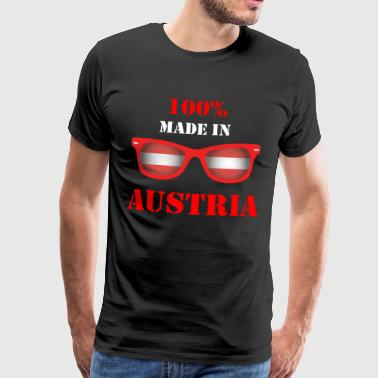 100% MADE IN AUSTRIA - Men's Premium T-Shirt