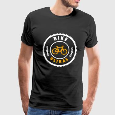BIKE ULTRA T-SHIRT - Mannen Premium T-shirt