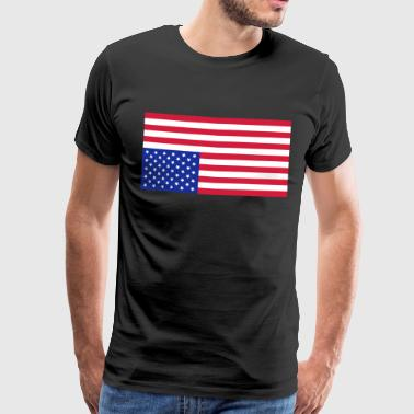 ANTI AMERICA - Men's Premium T-Shirt
