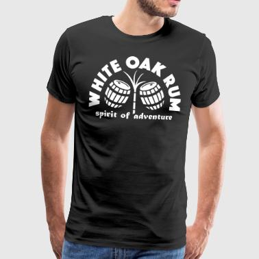 White Oak Rum - Men's Premium T-Shirt