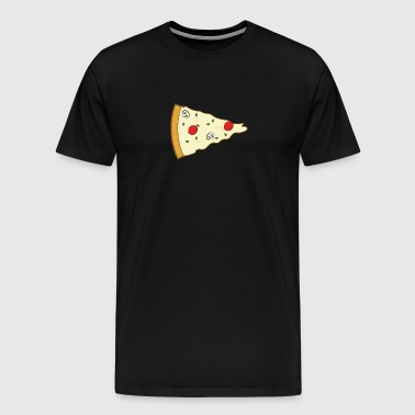 Pizza Couple (Part 2) - Männer Premium T-Shirt