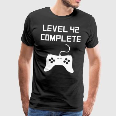 Level 42 Complete - Men's Premium T-Shirt