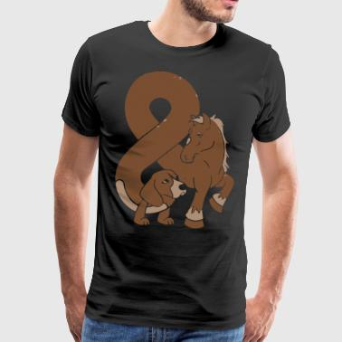 Dog Pony - Men's Premium T-Shirt