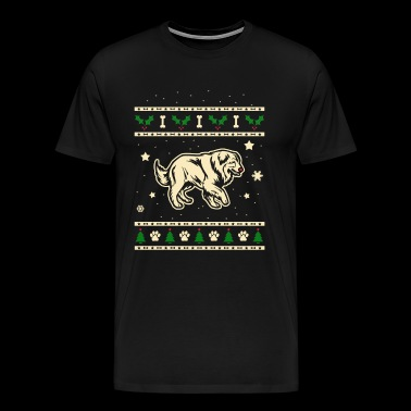 Carpathian Shepherd Dog Christmas Gift - Men's Premium T-Shirt