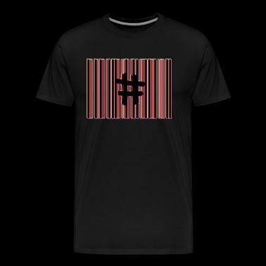 Barcode - Men's Premium T-Shirt