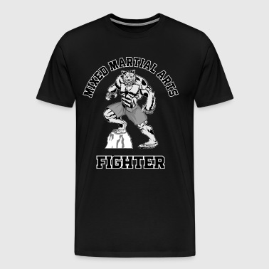MMA Fighter - Men's Premium T-Shirt