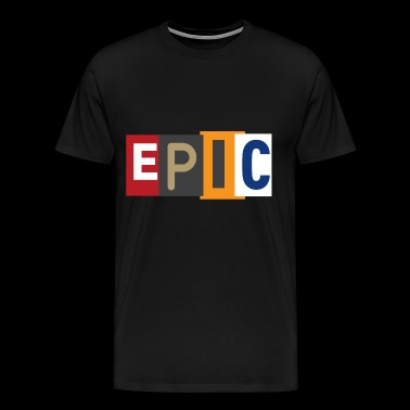 epic - Men's Premium T-Shirt