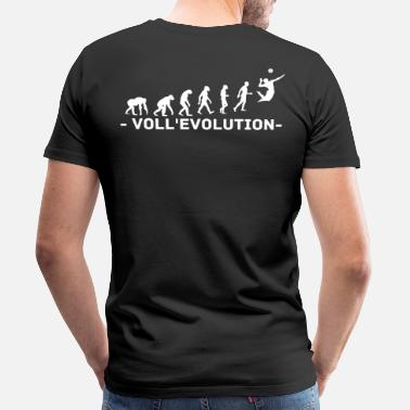Volley Voll'Evolution - T-shirt Premium Homme