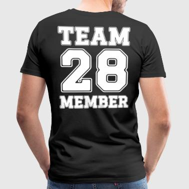 Team Member 28 - Men's Premium T-Shirt
