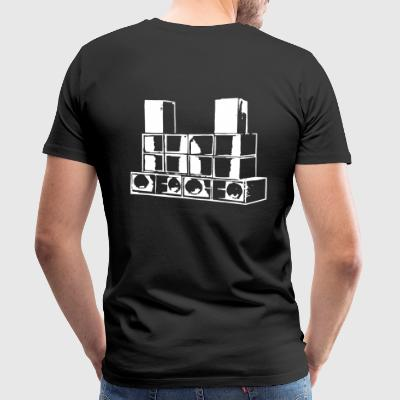 Soundsystem 23 - Men's Premium T-Shirt