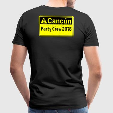 Cancun Spring Break T-shirts - T-shirt Premium Homme