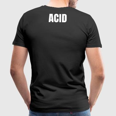 Set of the Day ACID - Männer Premium T-Shirt