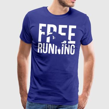 le  free running - T-shirt Premium Homme